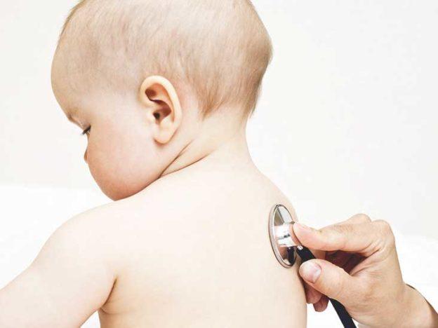 Bebeklerde Bronşiolit