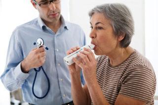 Spirometre Testi