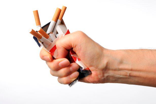 sigarayı bırakma süreci